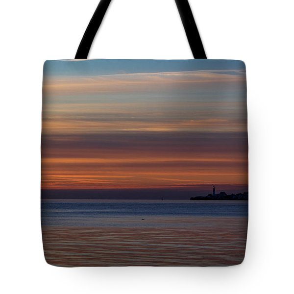 Tote Bag featuring the photograph Morning Pastels by Darryl Hendricks