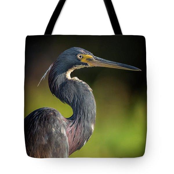 Morning Portrait Tote Bag