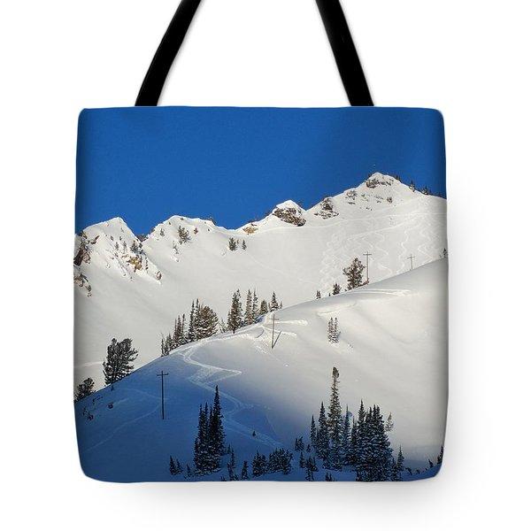 Morning Pow Wow Tote Bag