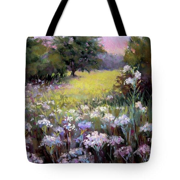 Morning Praises Tote Bag
