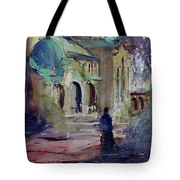 Morning Prayers Tote Bag