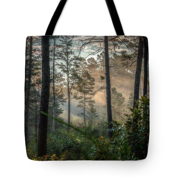 Morning Rays Tote Bag