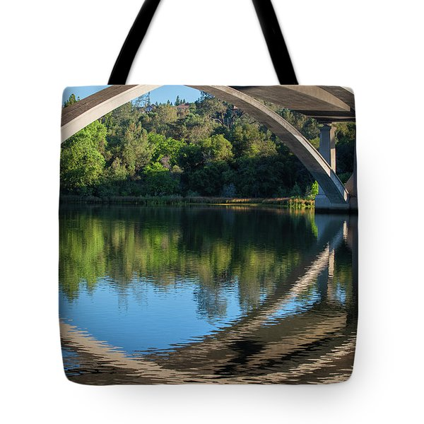 Morning Reflections Tote Bag