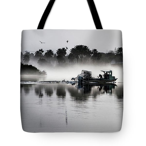 Morning Routine Tote Bag