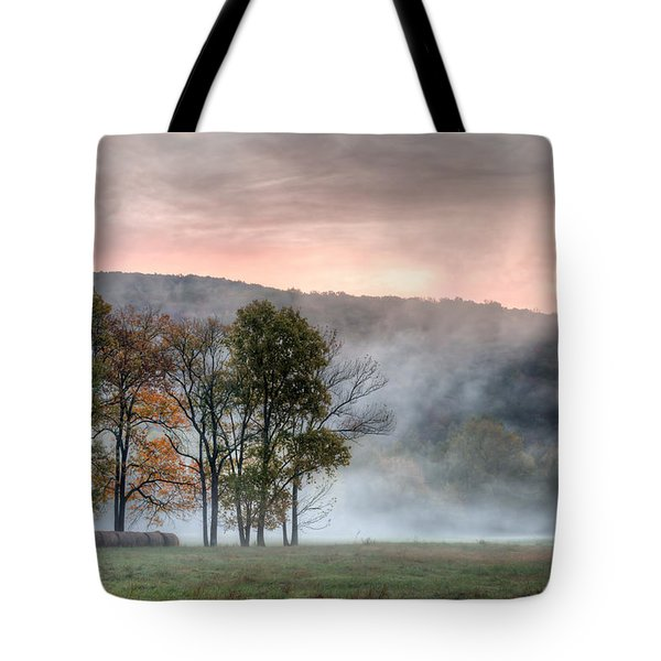 Morning Serenity Tote Bag