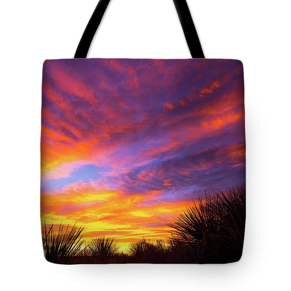 Morning Skies Tote Bag
