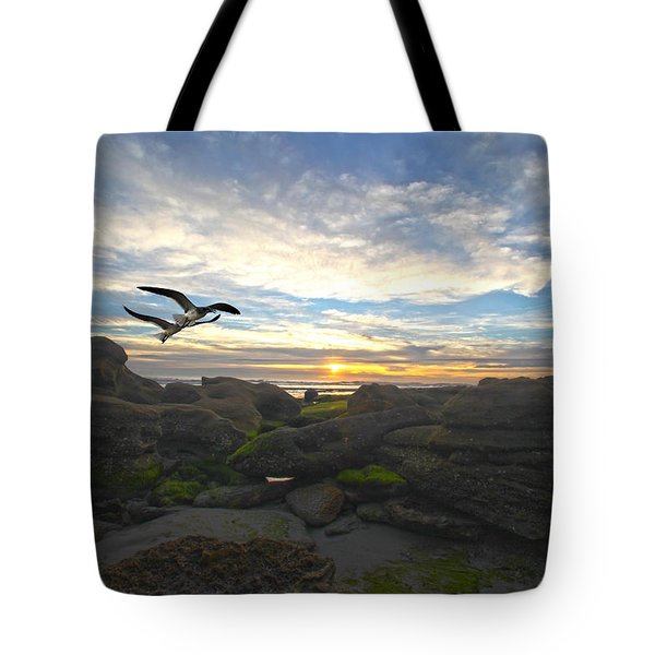 Morning Song Tote Bag