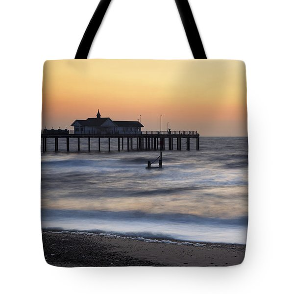 Morning Southwold Tote Bag