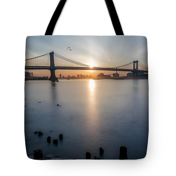 Morning Sunrise Tote Bag
