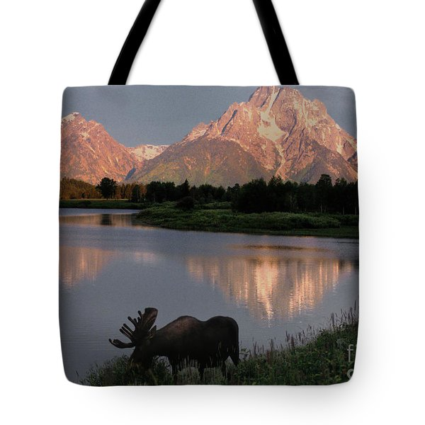 Morning Tranquility Tote Bag