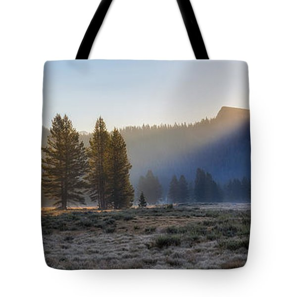 Morning Tuolomne  Tote Bag