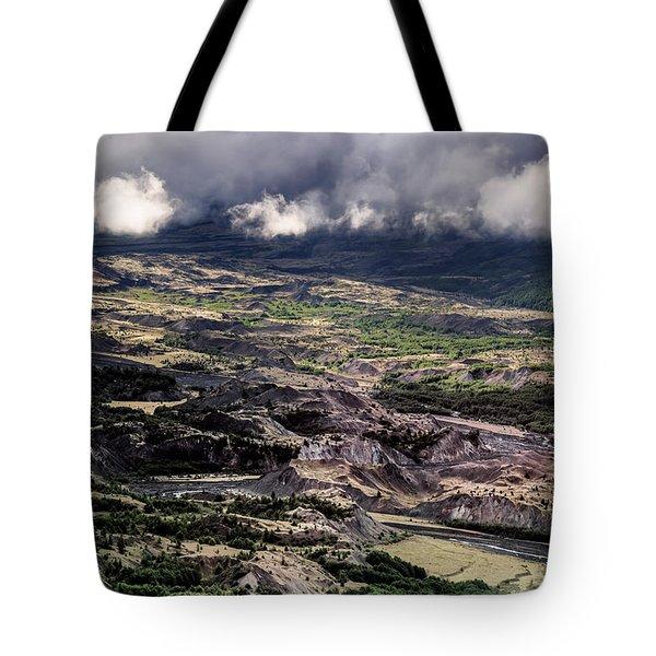 Morning Valley Tote Bag