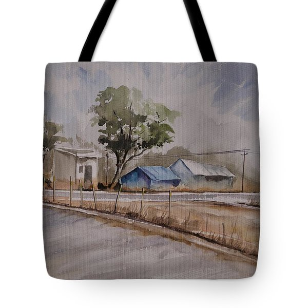 Morning Walk 2 Tote Bag