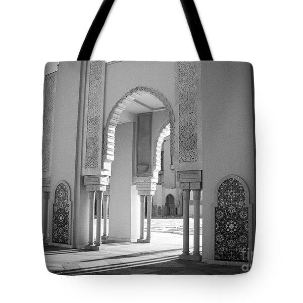 Morocco #1 Tote Bag