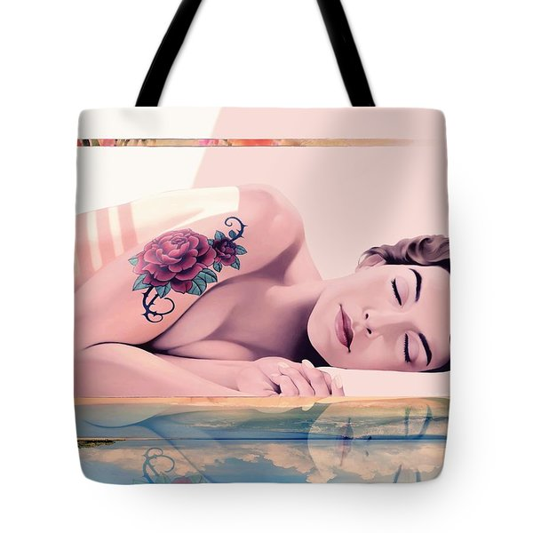 Morpheus Tote Bag by Udo Linke