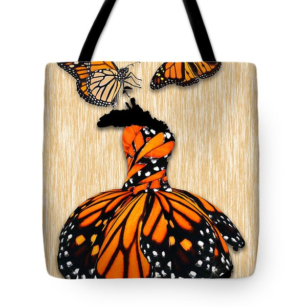 Tote Bag featuring the mixed media Morphing by Marvin Blaine