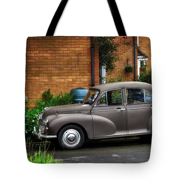 Morris Minor Tote Bag
