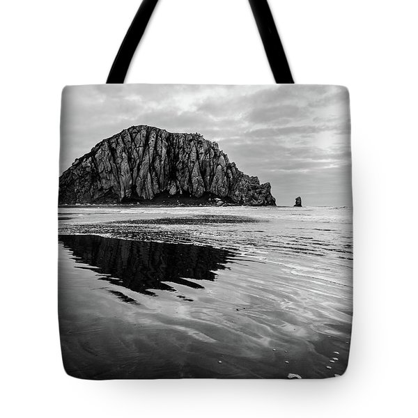 Morro Rock II Tote Bag
