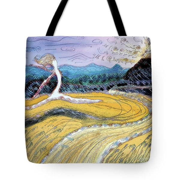 Morro Run Bliss Tote Bag