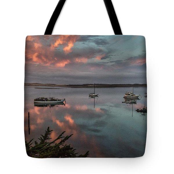 Morrow Bay Tote Bag