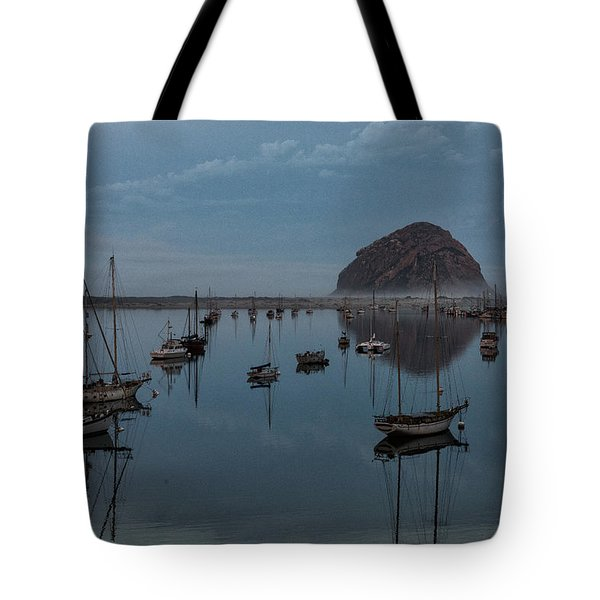 Morrow Bay Reflection Tote Bag