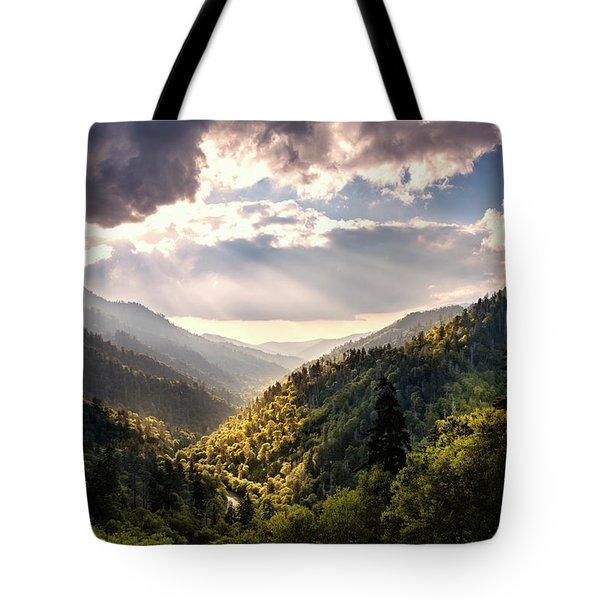 Morton Overlook Tote Bag