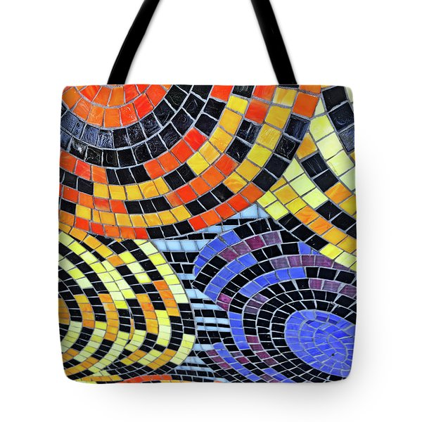 Mosaic No. 113-1 Tote Bag
