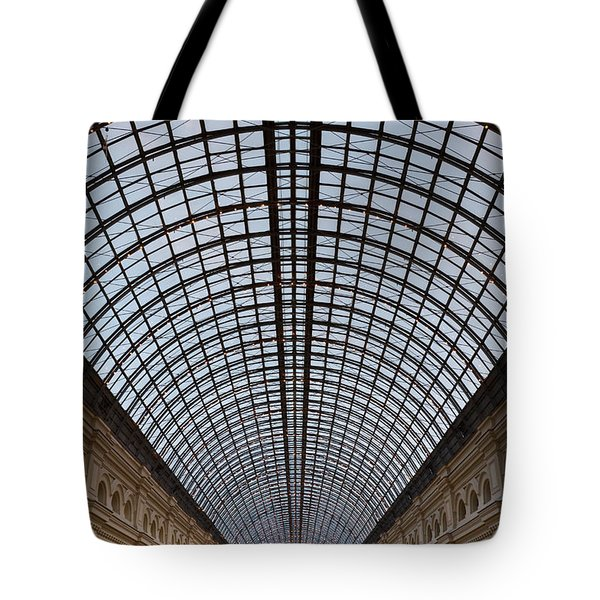Moscow Gum  Tote Bag