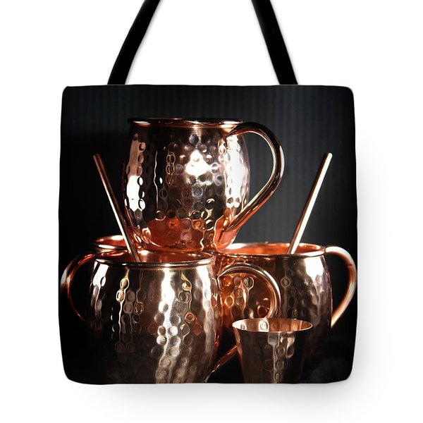 Moscow Mule Set Tote Bag