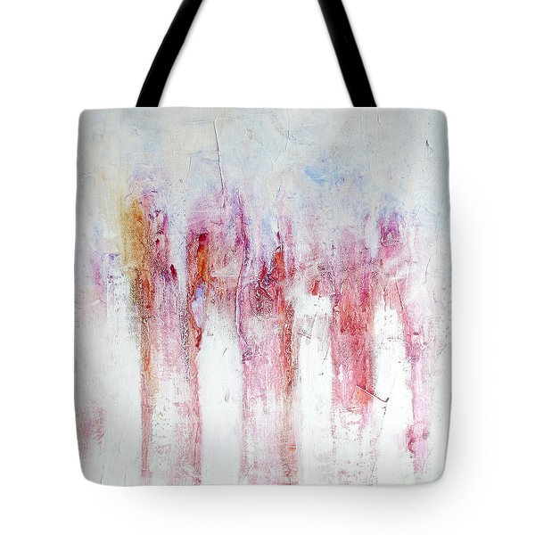 Tote Bag featuring the painting Moscow by Rick Baldwin