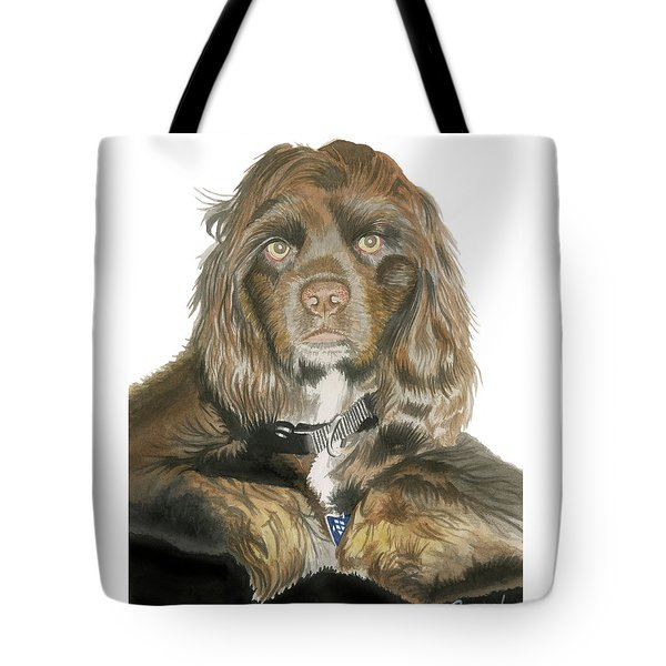 Mose - Cocker Spaniel Tote Bag