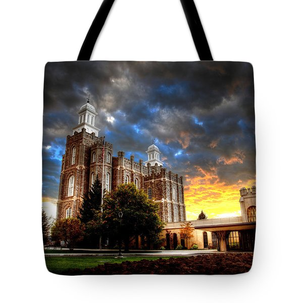 Moses Light Tote Bag
