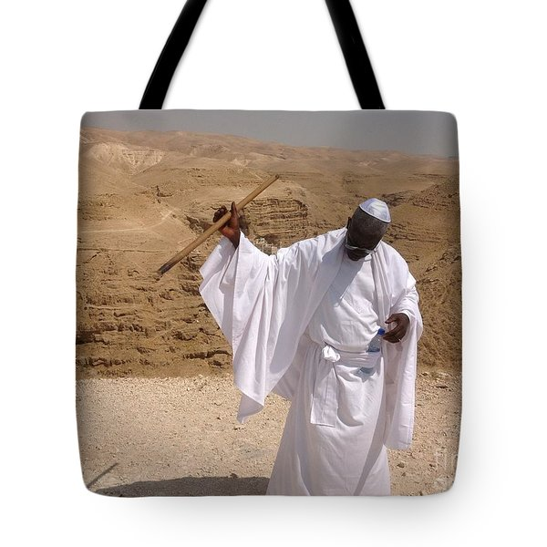 Moses Tote Bag by Simon