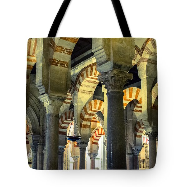 Mosque Cathedral Of Cordoba 2 Tote Bag