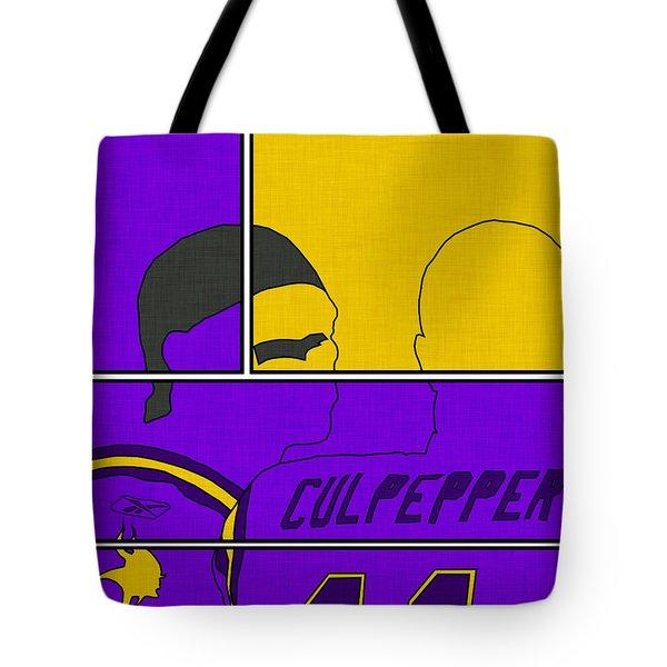 Moss And Culpepper Tote Bag