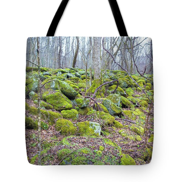 Moss - Gatlinburg Tote Bag