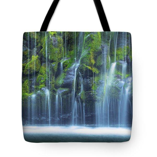 Mossbrae Falls - 05 Tote Bag