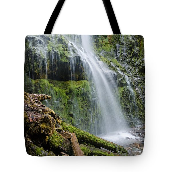 Mossy Enchantment Tote Bag