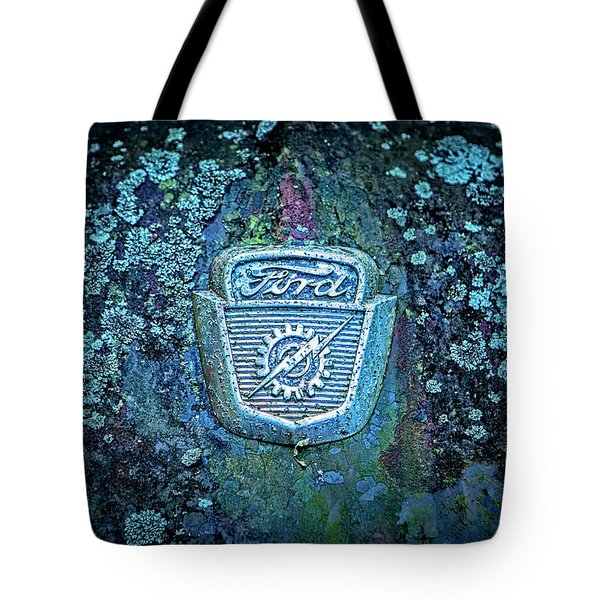 Mossy Ford  Tote Bag