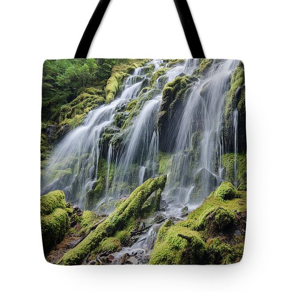 Mossy Perfection Tote Bag