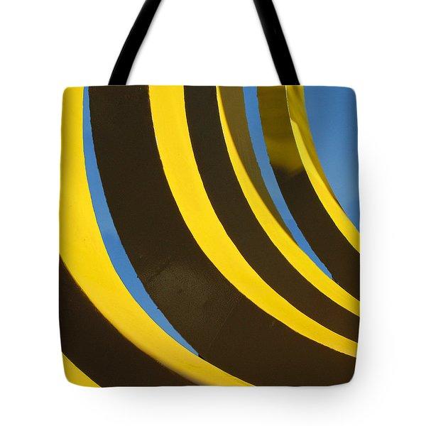 Mostly Parabolic Tote Bag