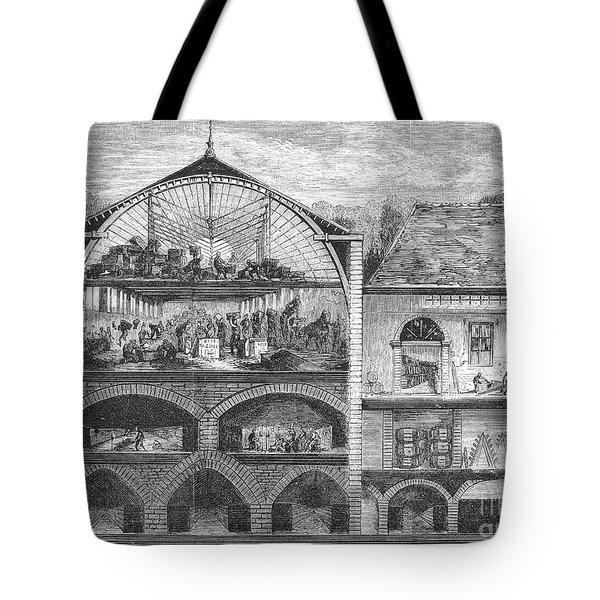 Mo�t Et Chandon, 1862 Tote Bag by Granger
