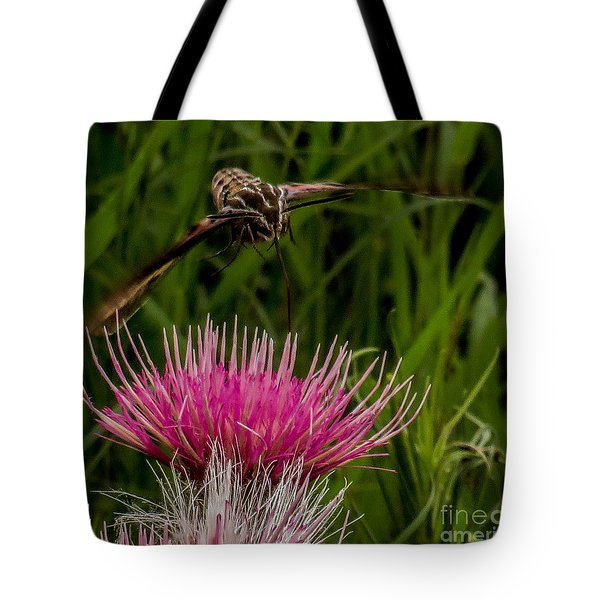 Moth 1 Tote Bag