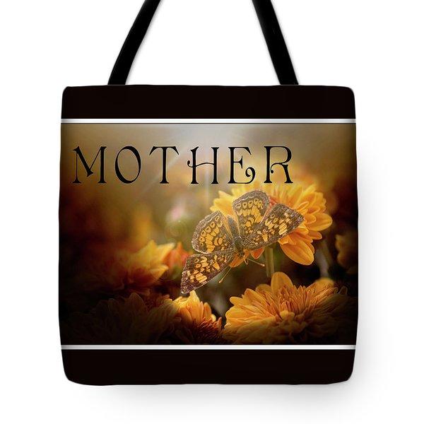 Mother Art Tote Bag