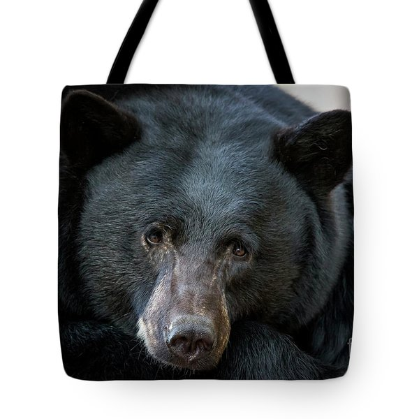 Mother Bear Tote Bag