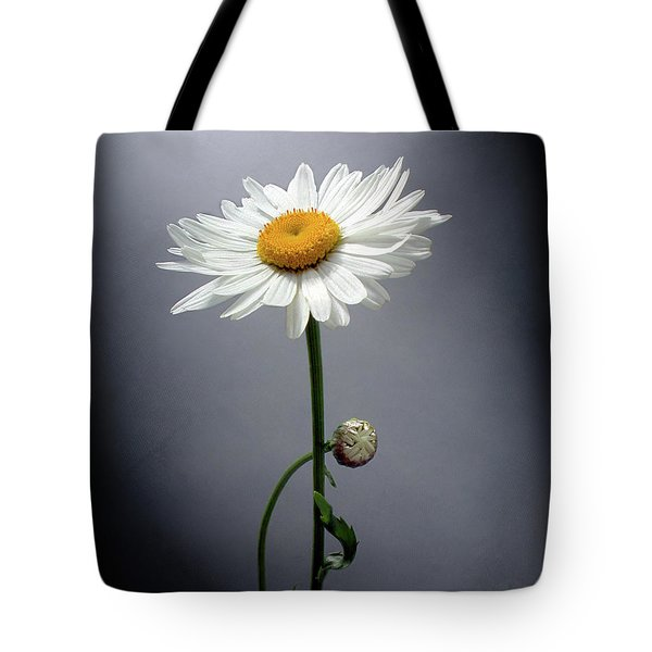 Mother Daisy Tote Bag