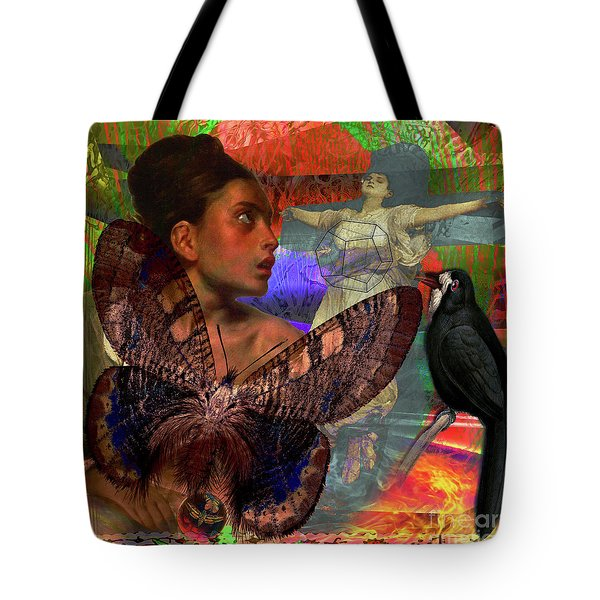 Mother Earth Persecution Tote Bag