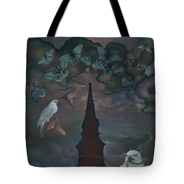 Mother Emanuel Tote Bag
