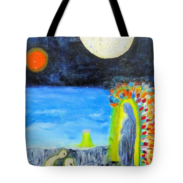Mother Everywhere Tote Bag