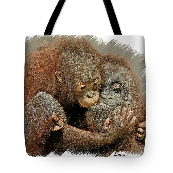 Mother Love 2 Tote Bag